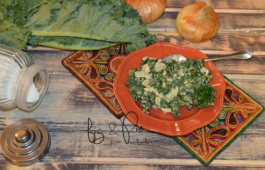 Kale with Tahini Sauce (11) WM