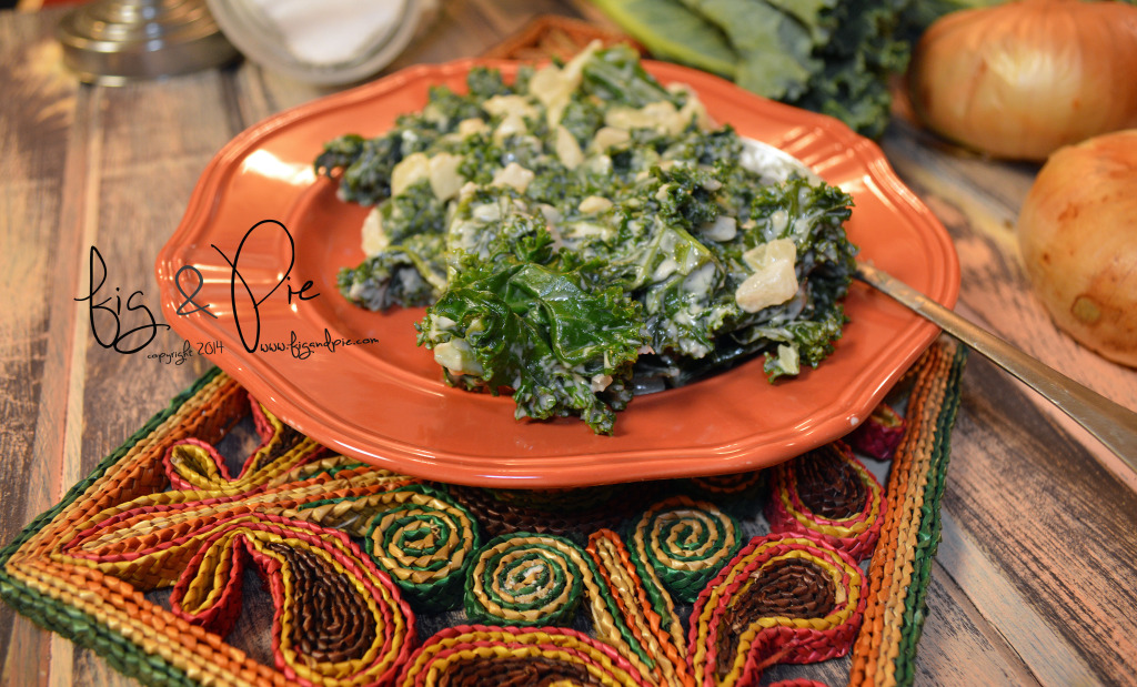 Kale with Tahini Sauce (28) WM