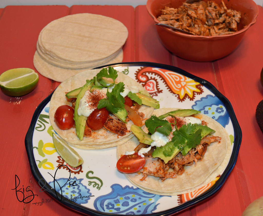 Smoked Paprika Chicken Tacos  (12) WM