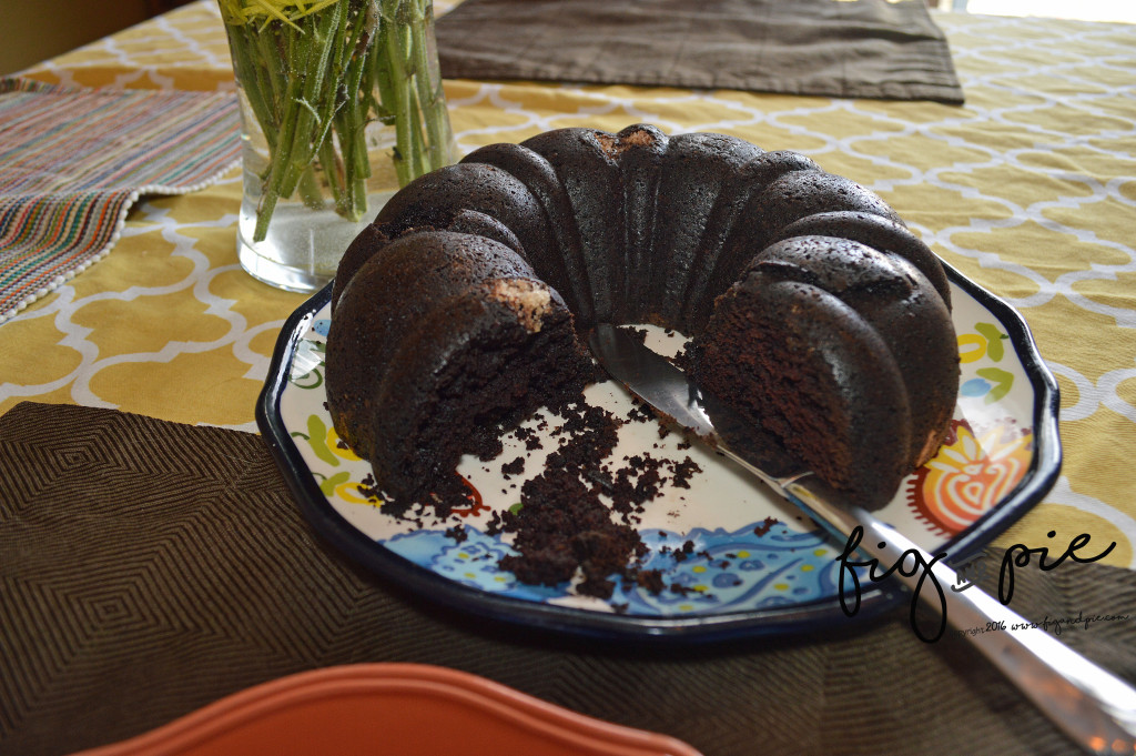 chocolate & wine cake (3)